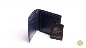 Billetera Gino para hombre - Establo del Cuero - Disponible para Quito, Guayaquil y todo el Ecuador