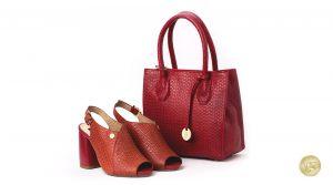 Conjunto Elly - Bolso y Zapatos para mujer - Envíos a Quito, Guayaquil y el Ecuador - Establo del Cuero