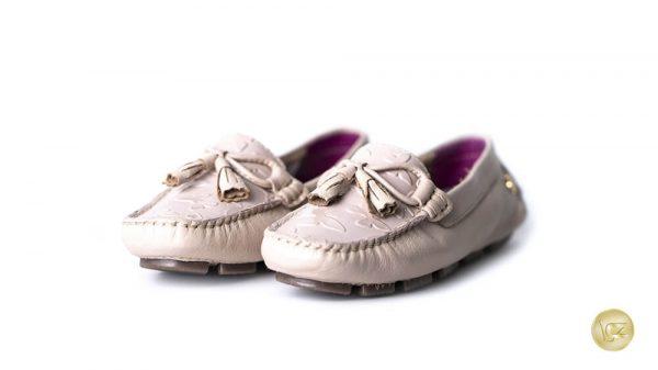 Mocacines Mariposas - Zapatos para mujer - Envíos a Quito, Guayaquil y el Ecuador - Establo del Cuero