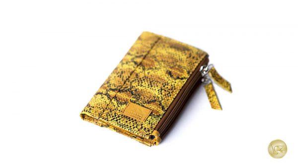 Billetera Olivia para mujer - Establo del Cuero - Disponible para Quito, Guayaquil y todo el Ecuador
