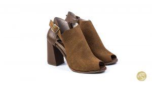 Semibotines Zila - Zapatos para mujer - Envíos a Quito, Guayaquil y el Ecuador - Establo del Cuero