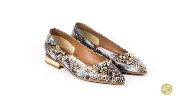 Baletas Oluchi- Zapatos para mujer - Envíos a Quito, Guayaquil y el Ecuador - Establo del Cuero