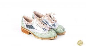 Oxford Tashi - Zapatos para mujer - Envíos a Quito, Guayaquil y el Ecuador - Establo del Cuero