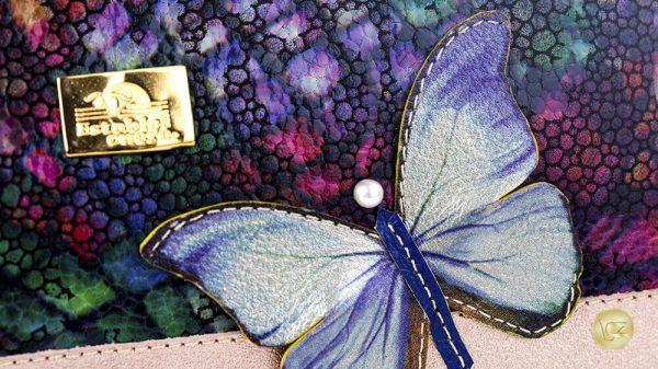 Billetera Laura para mujer - Establo del Cuero - Disponible para Quito, Guayaquil y todo el Ecuador