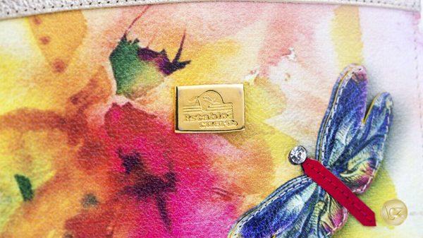 Billetera Pilar para mujer - Establo del Cuero - Disponible para Quito, Guayaquil y todo el Ecuador