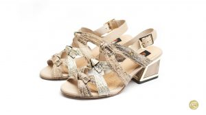 zapatillas cuero